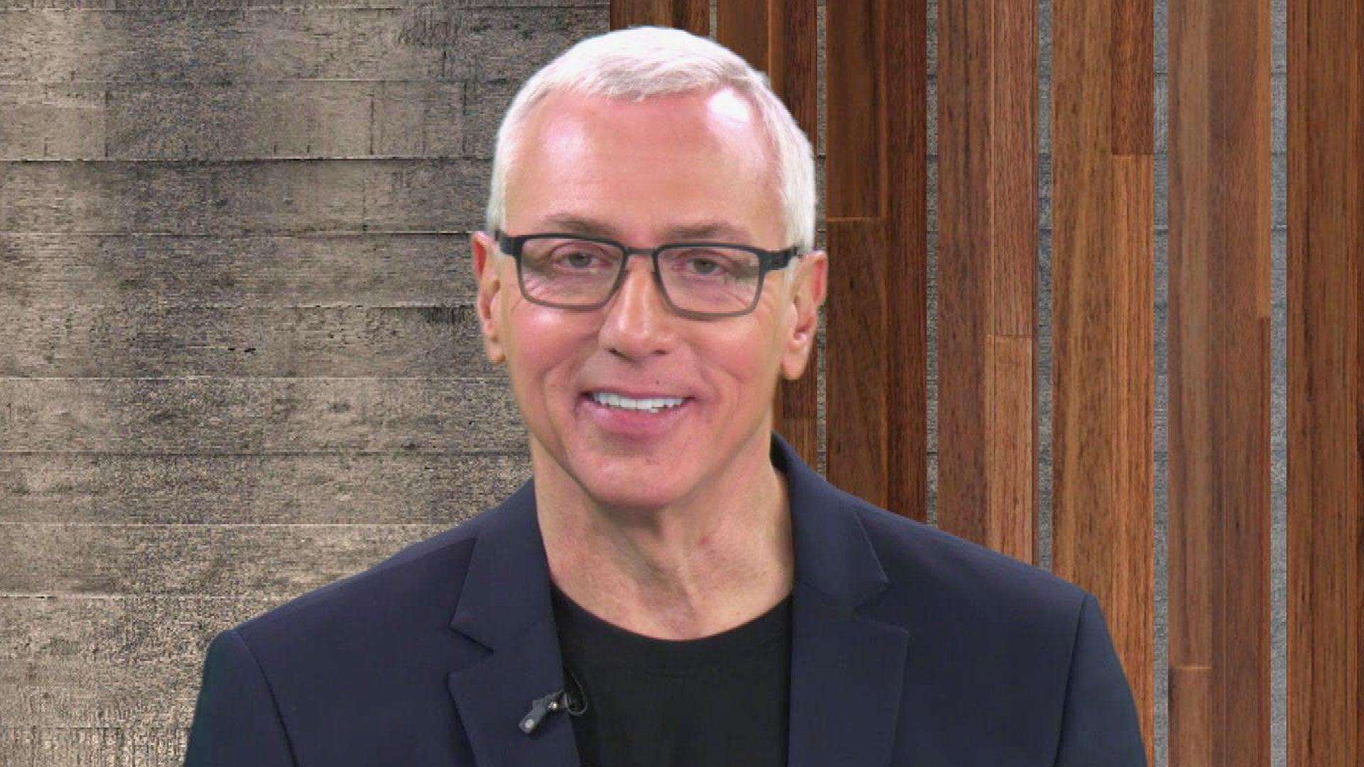 Dr. Drew Reveals Intense Security Measures Behind Keeping His 'Masked Singer' Secret (Exclusive)
