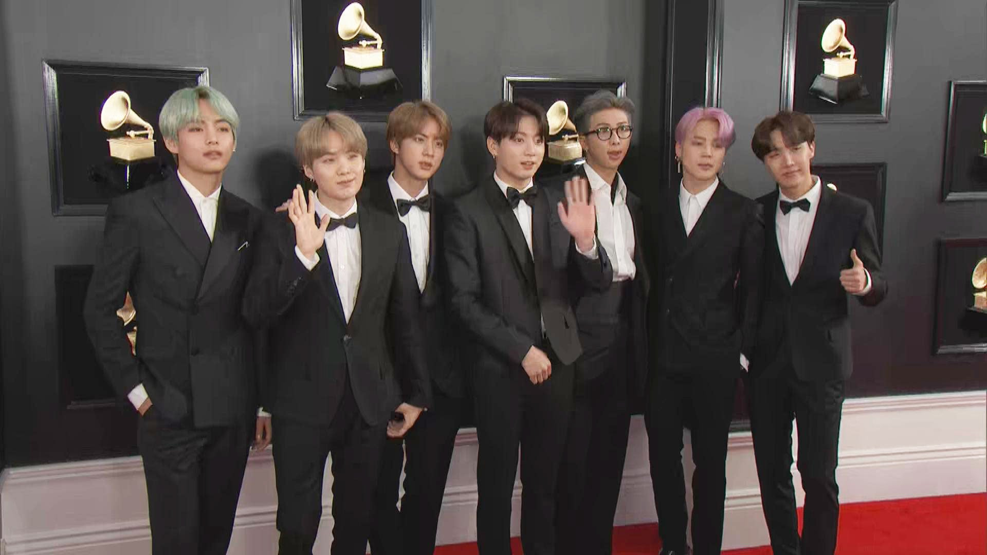 BTS Makes History as First K-Pop Band to Go Platinum in the US