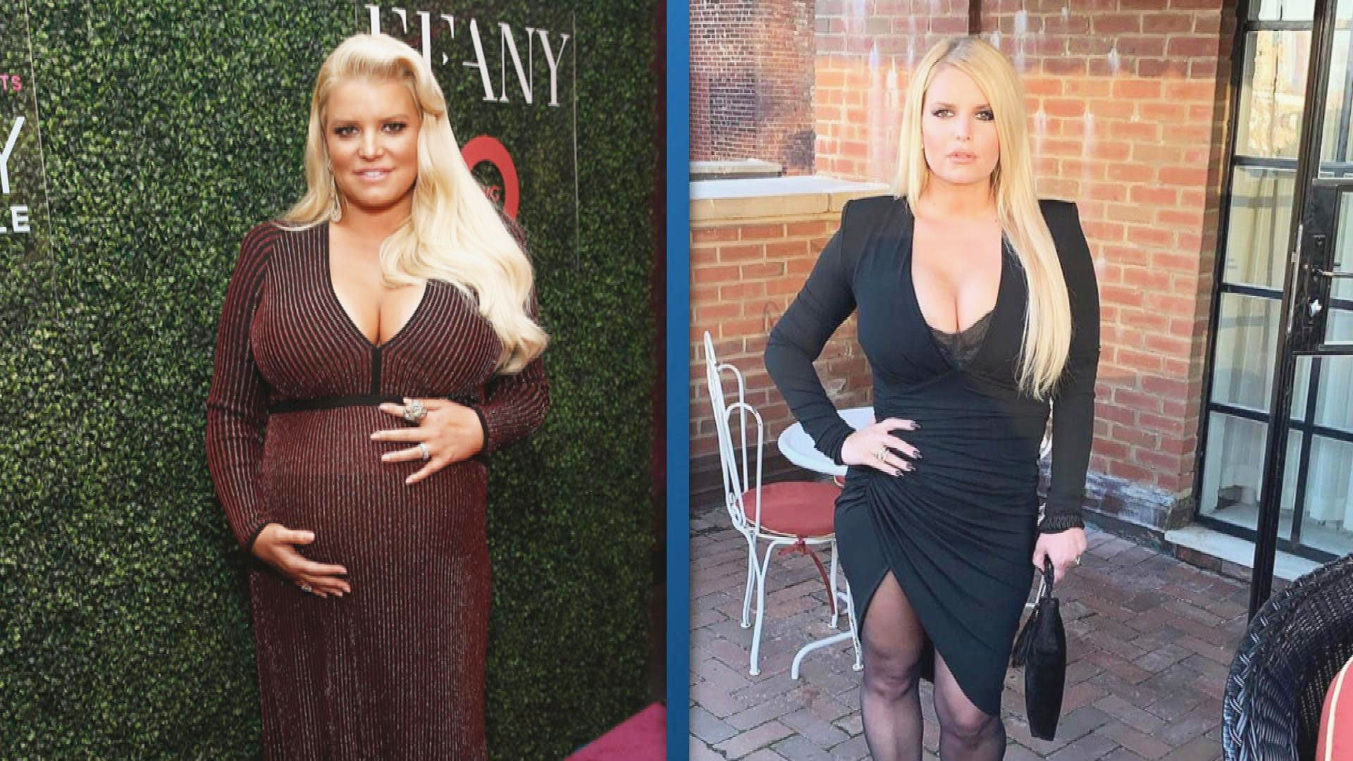 How Jessica Simpson Lost 100 Pounds By Working Out Only 3 Hours a Week (Exclusive)