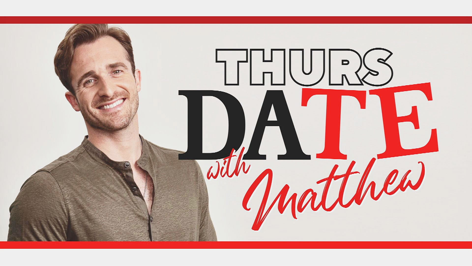 'ThursDATE': Matthew Hussey on Who Should Pay on the First Date (Exclusive)