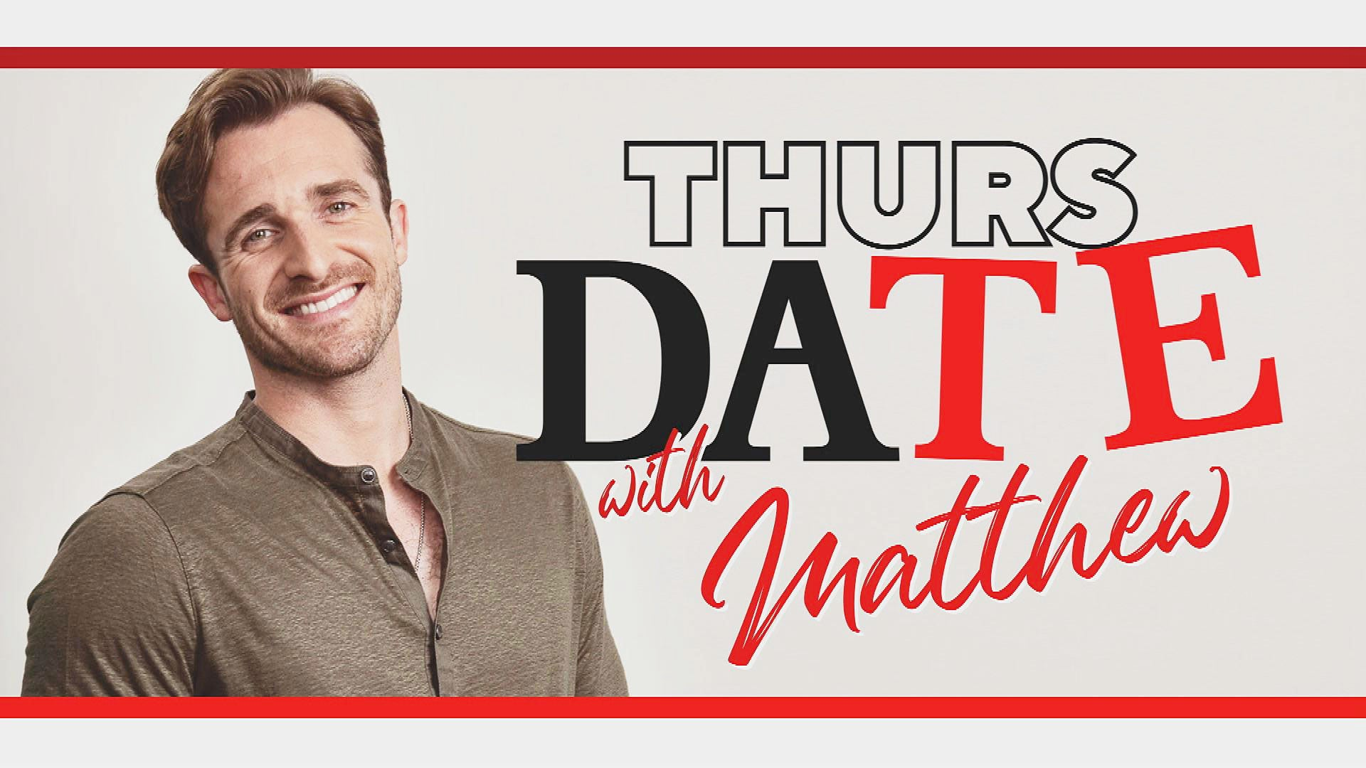 'ThursDATE': Matthew Hussey Shares 3 First Date Lines That Slay (Exclusive)