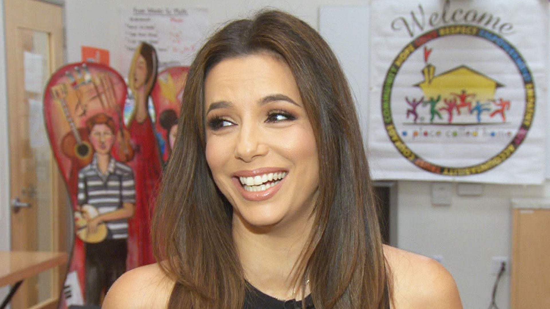 Eva Longoria Talks Learning by Example and Empowering Young Women in New Mentorship Program