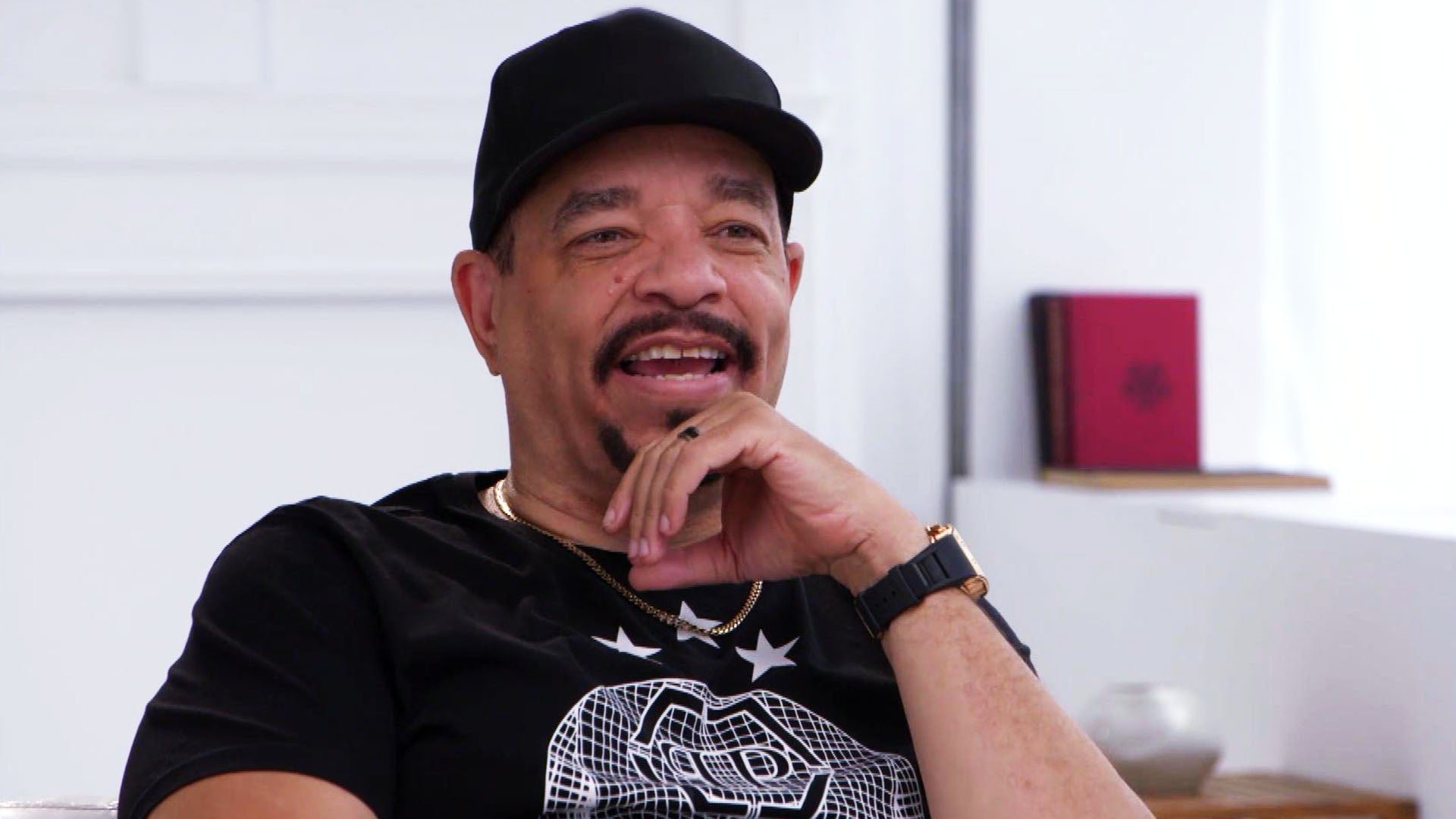 Ice-T Details His Past Robberies of Banks and Jewelry Stores: 'I Wouldn't Advise It' (Exclusive)