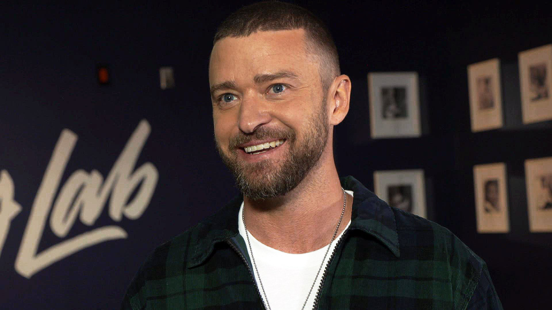 Justin Timberlake Says His New Music With Lizzo 'Is So Good' (Exclusive)