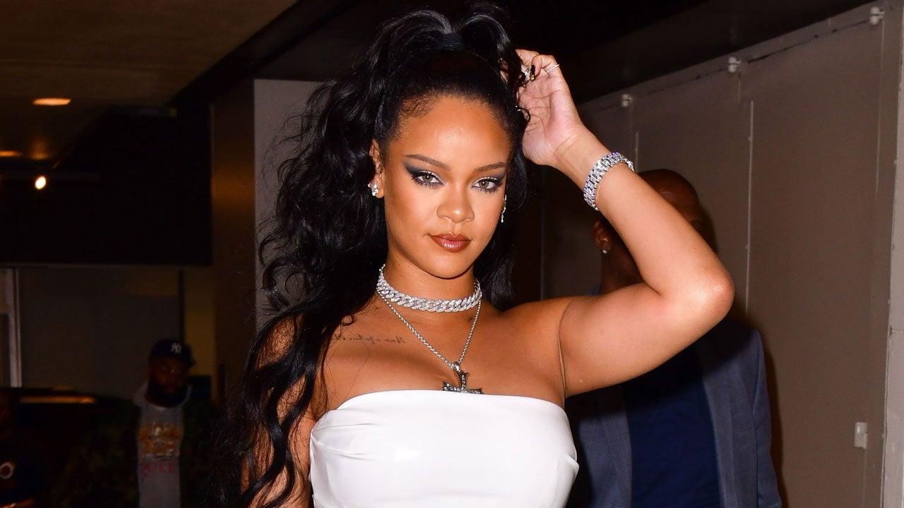 Rihanna Shares Racy Bikini Pics After Hinting at a Break