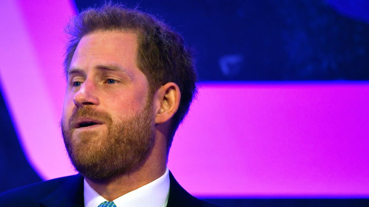 Prince Harry Gets Choked Up Talking About Fatherhood at WellChild Awards