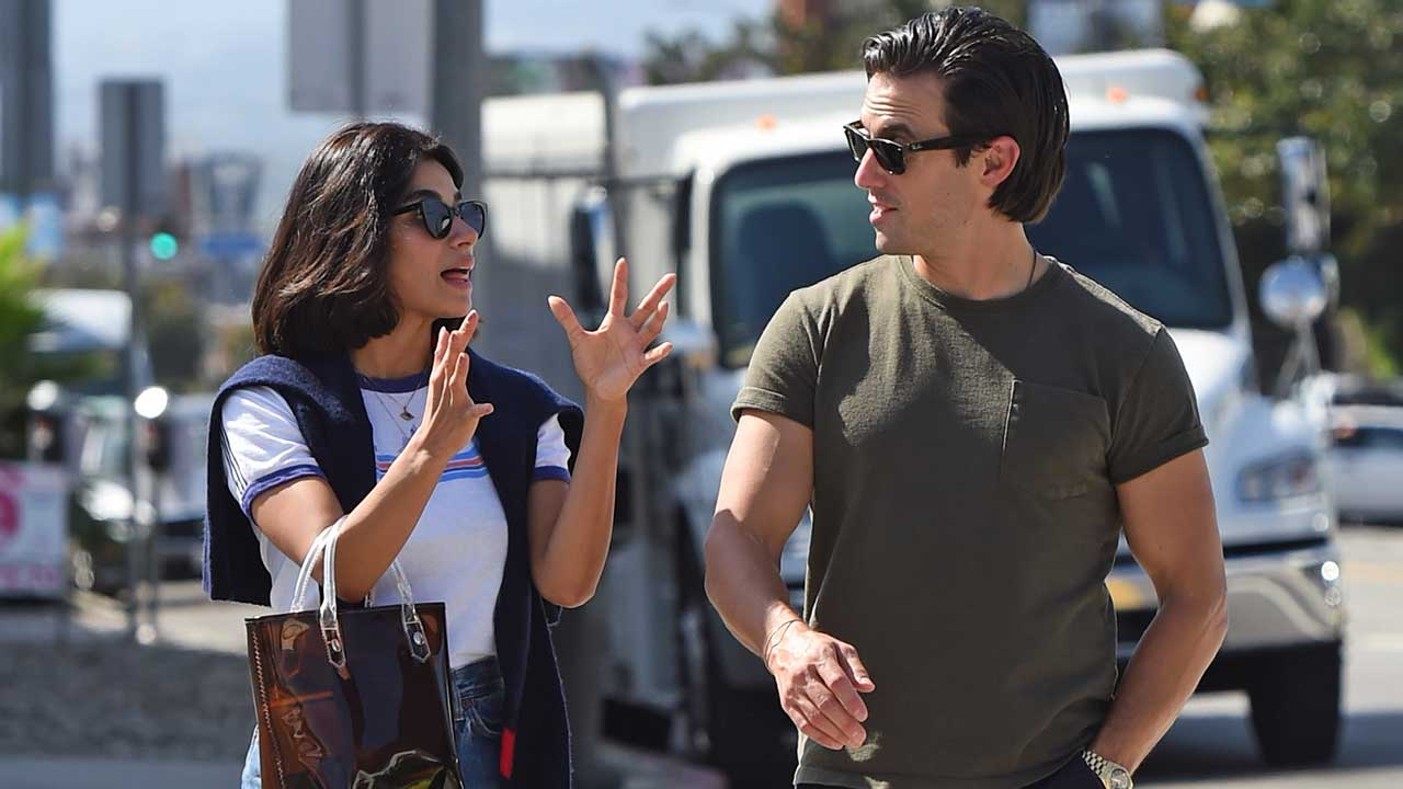 Milo Ventimiglia and 'OITNB' Star Diane Guerrero Spark Romance Rumors After They're Spotted at Lunch Together