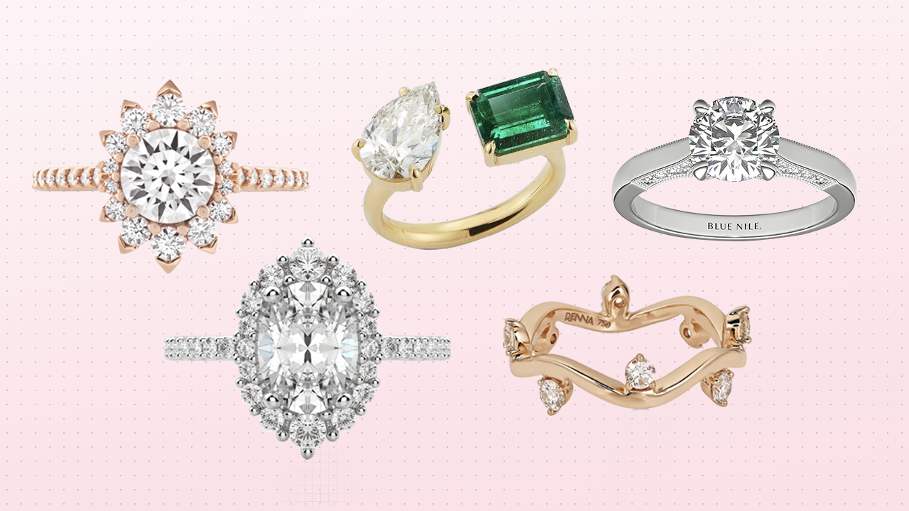 The Top Engagement Ring Trends of 2020, According to Experts