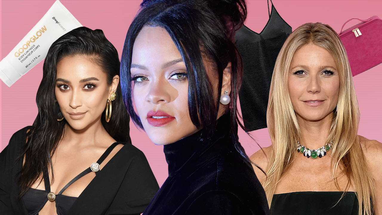 The Best Celebrity Brand Holiday Gifts -- Savage x Fenty, KKW Beauty, Goop and More