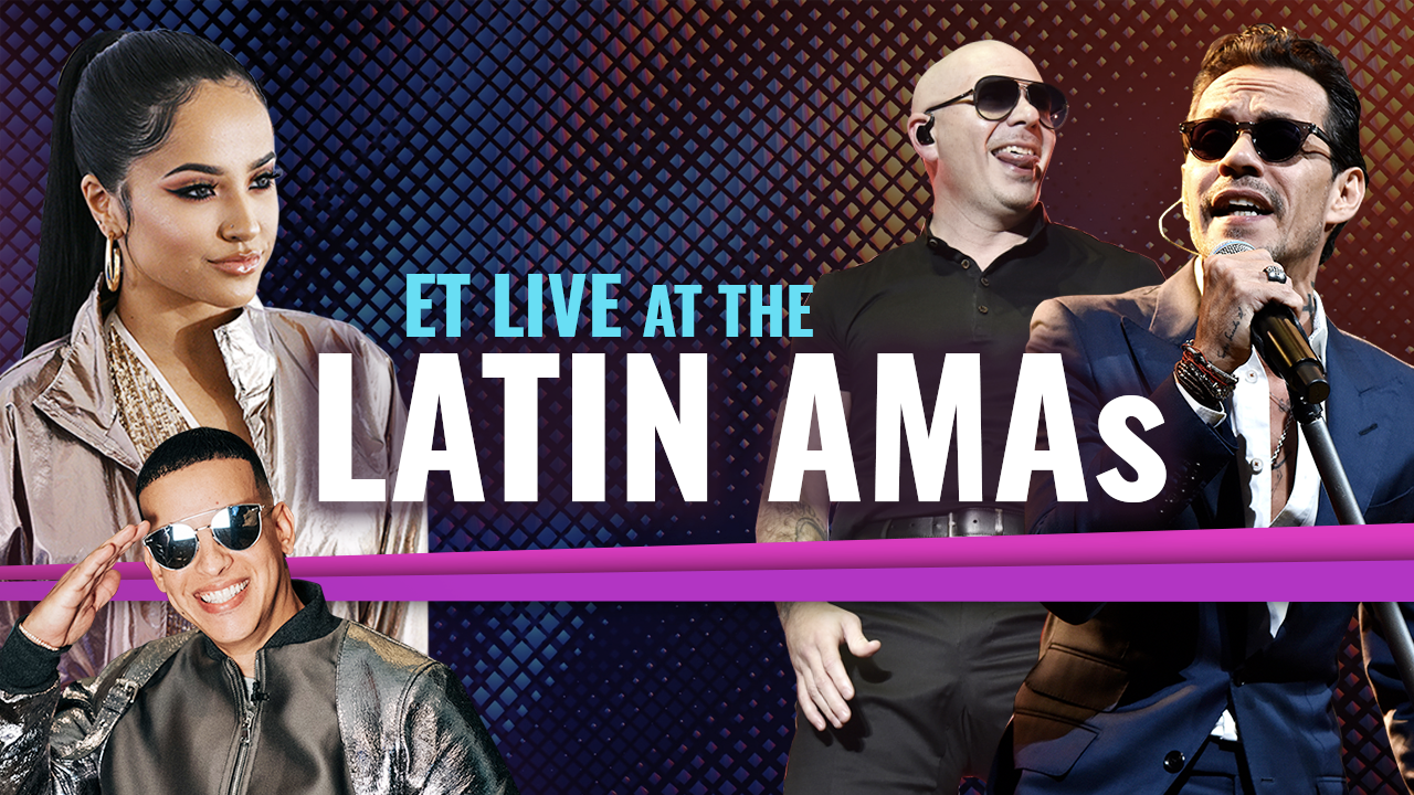 Latin American Music Awards 2019: How to Watch, Who's Hosting, Presenters, Performers & More