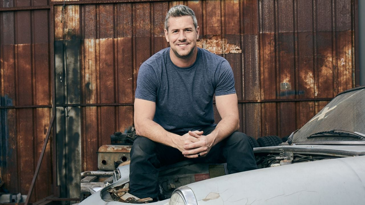 Ant Anstead Reveals 'the Golden Rule' for Making His Blended Family With Wife Christina Work (Exclusive)