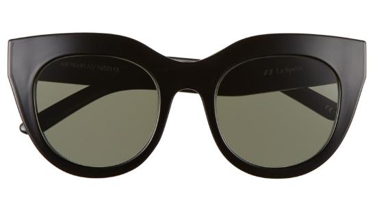 Le Specs Air Heart 51mm Sunglasse