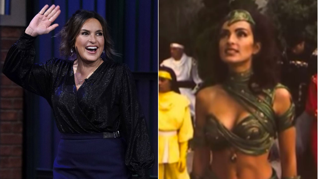 Mariska Hargitay Shares Insane Throwbacks of Herself in a 'Power Rangers' Movie She Was Fired From