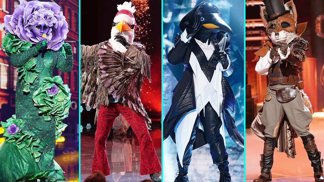 And Tonight's Unmasked Singer Is...