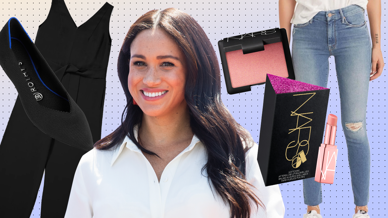 The Best Meghan Markle-Inspired Holiday Gifts -- Rothy's Flats, NARS Blush and More