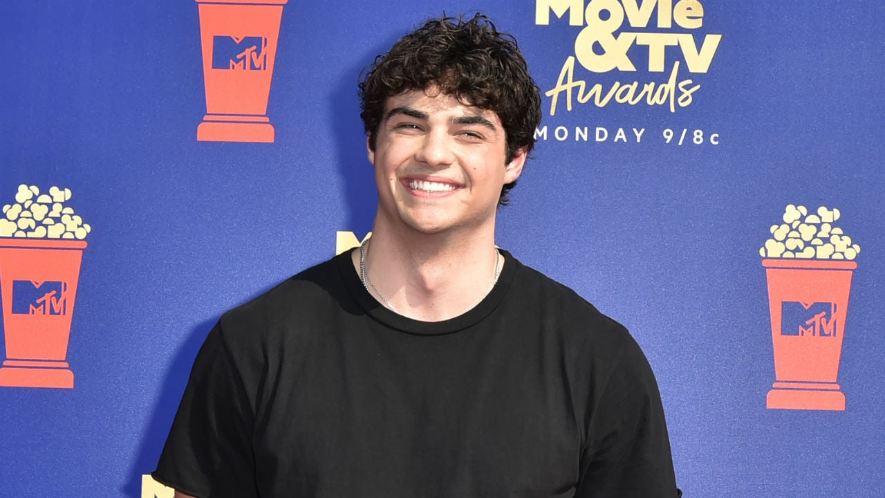 Noah Centineo Just Shaved Off All His Hair, Try to Remain Calm