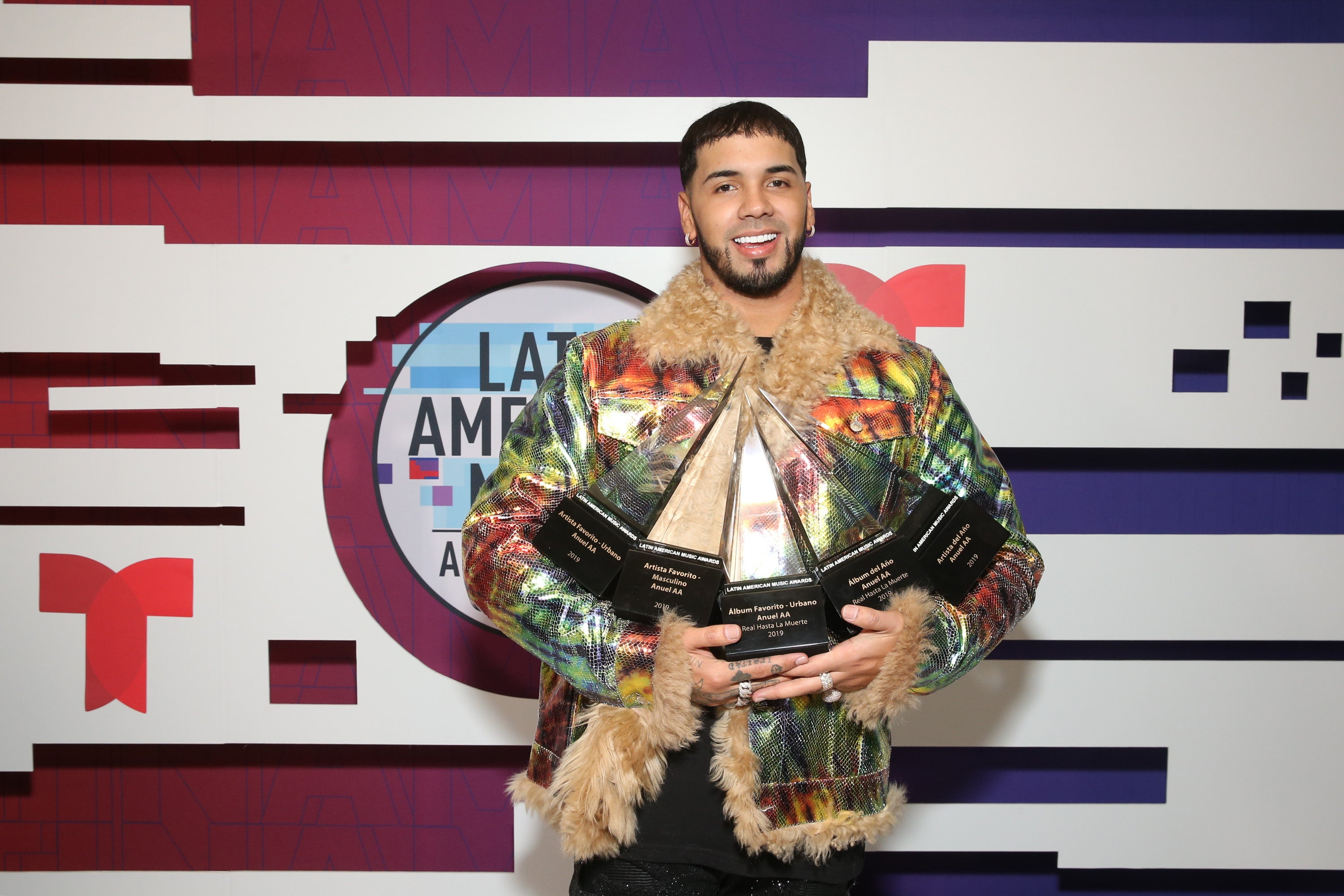 Anuel AA Reveals His Ideal Wedding Day With Karol G (Exclusive)
