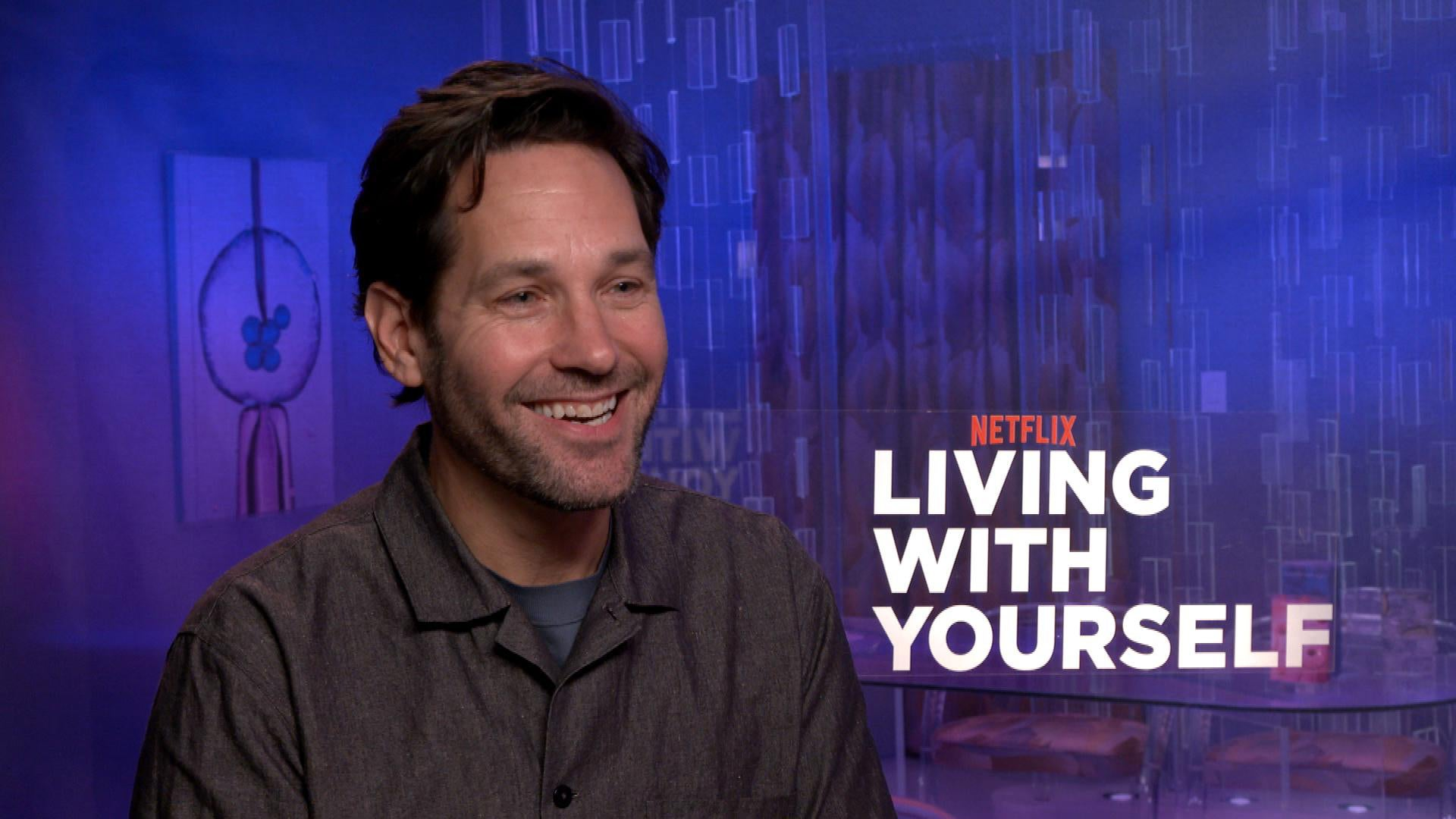 Paul Rudd on His Decades-Spanning Acting Career: 'It's a Fun, Crazy, Strange Way to Make a Living' (Exclusive)