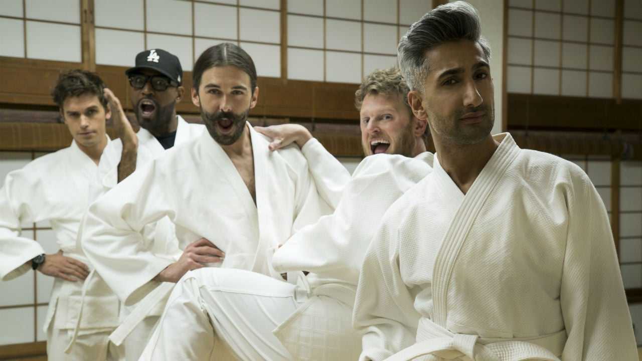 'Queer Eye' Shares First Look at Special Season in Japan: See the Tears, Fashion and More!