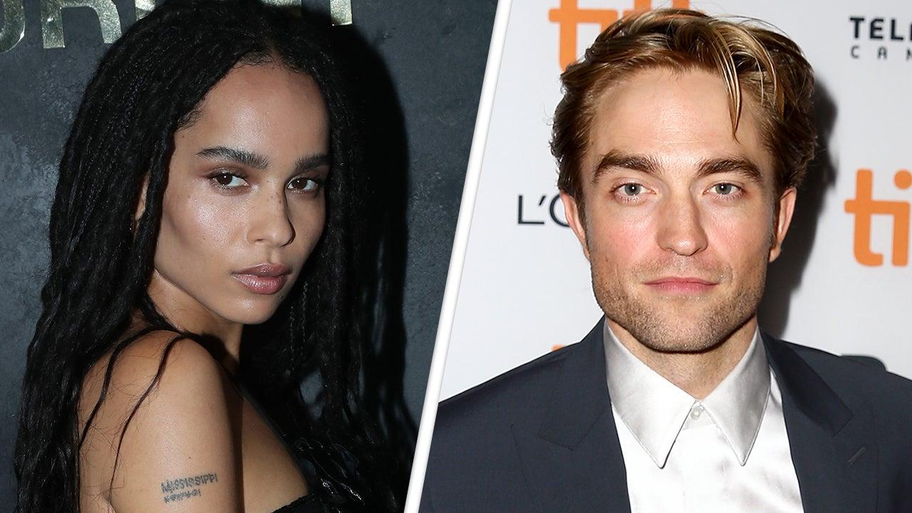 Zoe Kravitz Cast as Catwoman in Robert Pattinson's 'The Batman'