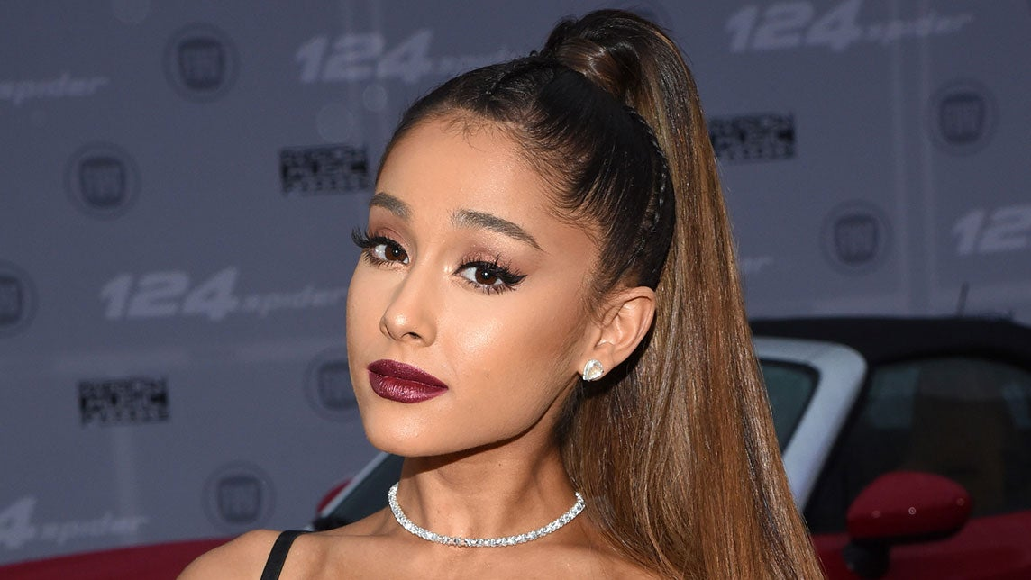 Ariana Grande Teases a Live Version of Her 'Sweetener' Album
