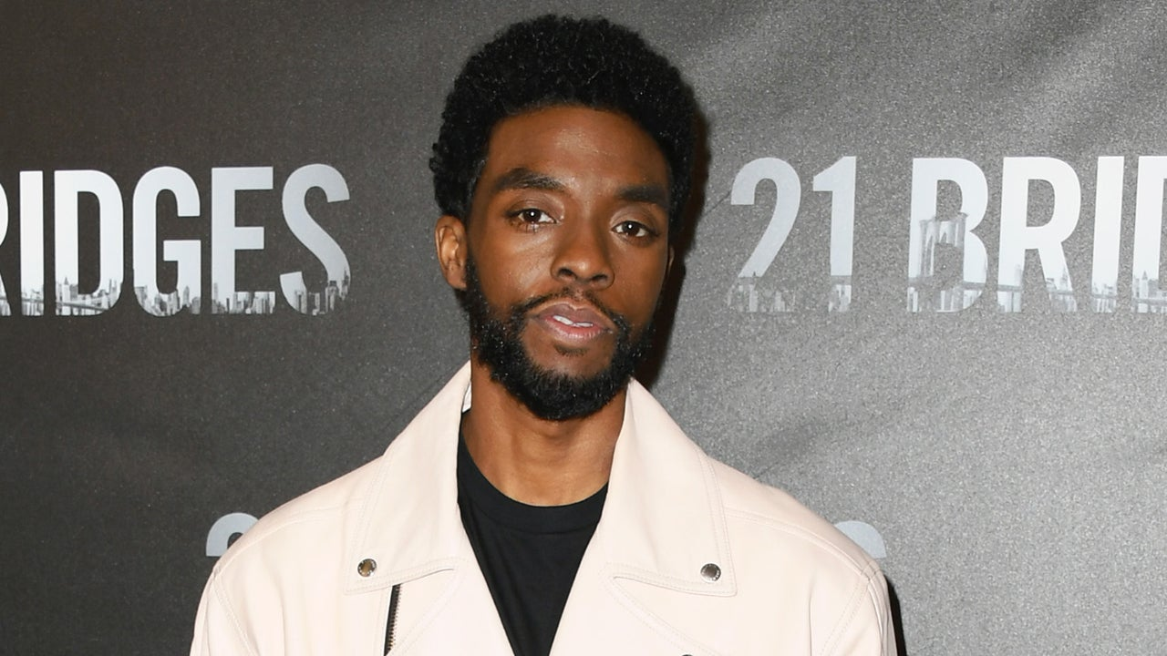 Chadwick Boseman Reacts to Martin Scorsese's Marvel Criticism (Exclusive)