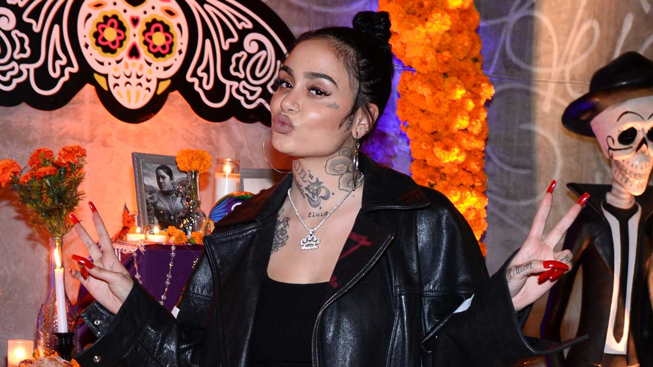 Star Sightings: Kehlani Celebrates Día de Muertos, Carrie Underwood Goes All Out in Las Vegas and More!