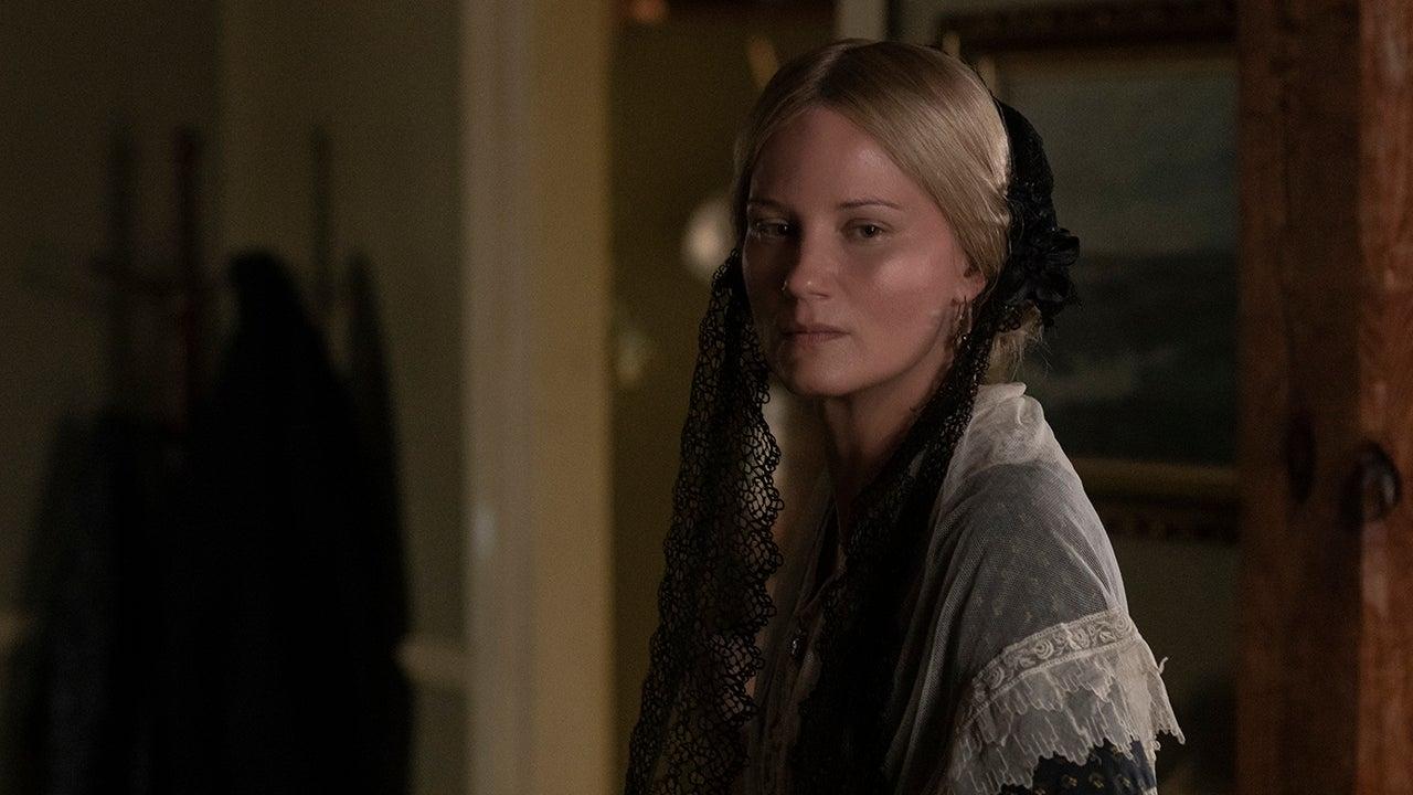 Jennifer Nettles Talks Film Debut in 'Harriet' and That 'Righteous Gemstones' Bee Scene (Exclusive)