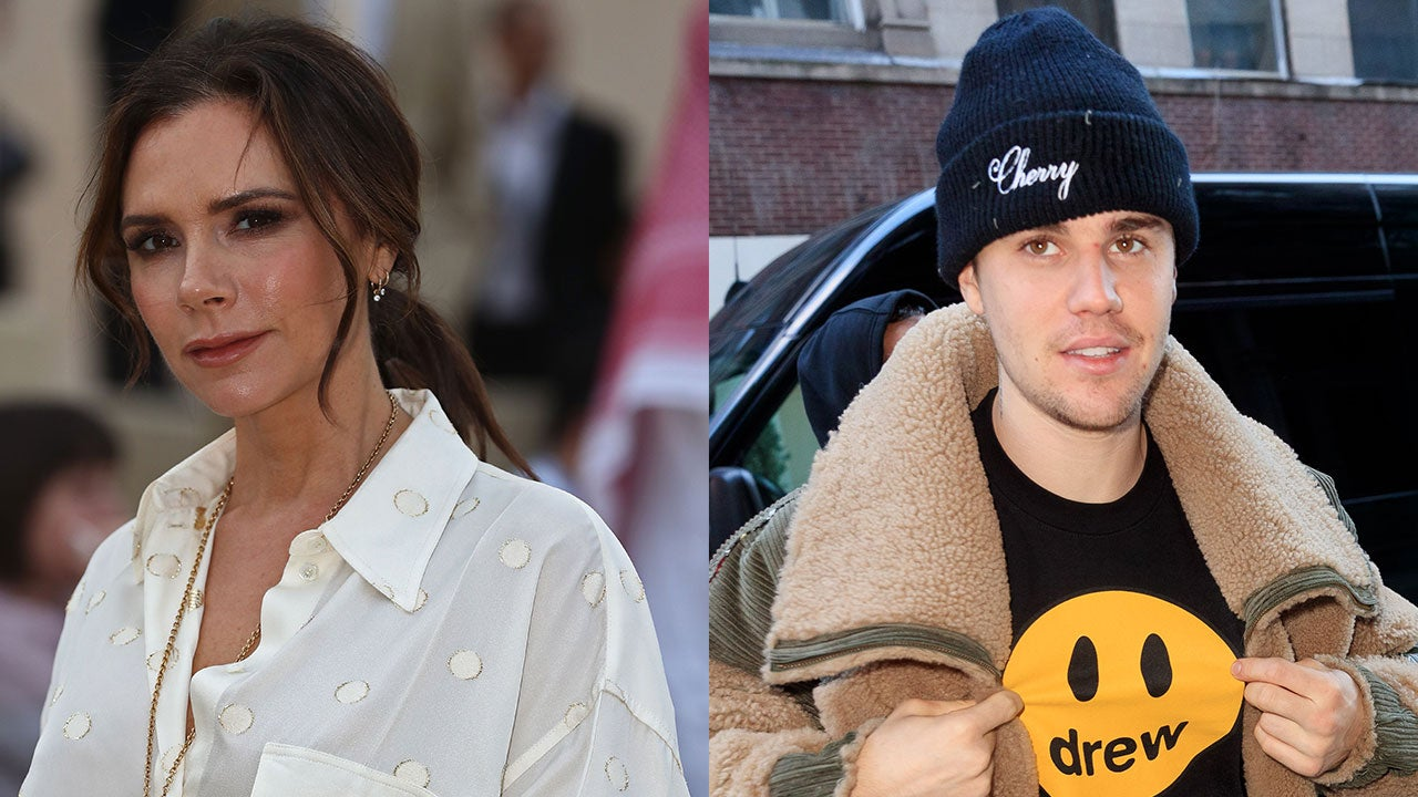Victoria Beckham Says Justin Bieber Treated Her Kids to Halloween Snow Cones