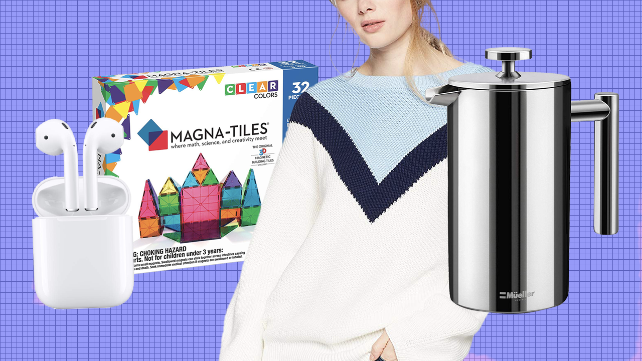 The Best Amazon Holiday Gifts for Everyone on Your List
