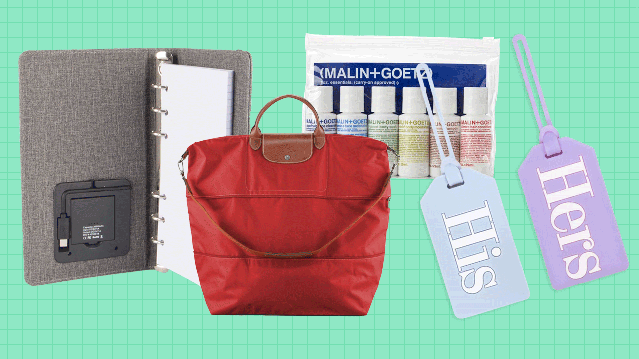 The Best Gifts for Travelers