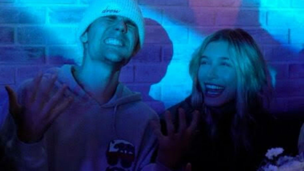 Justin and Hailey Bieber Pack on the PDA on Family Date Night: Details