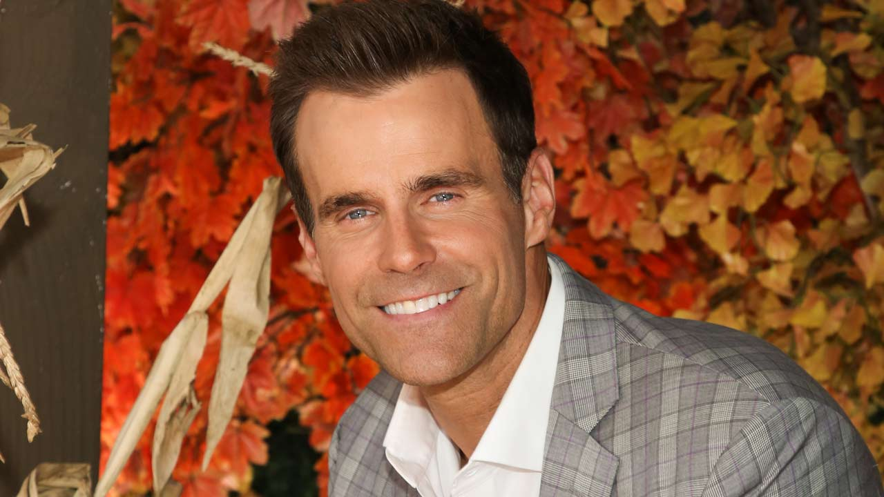 Cameron Mathison Reveals 'The Christmas Club' Inspired Him to Get the MRI That Saved His Life (Exclusive)