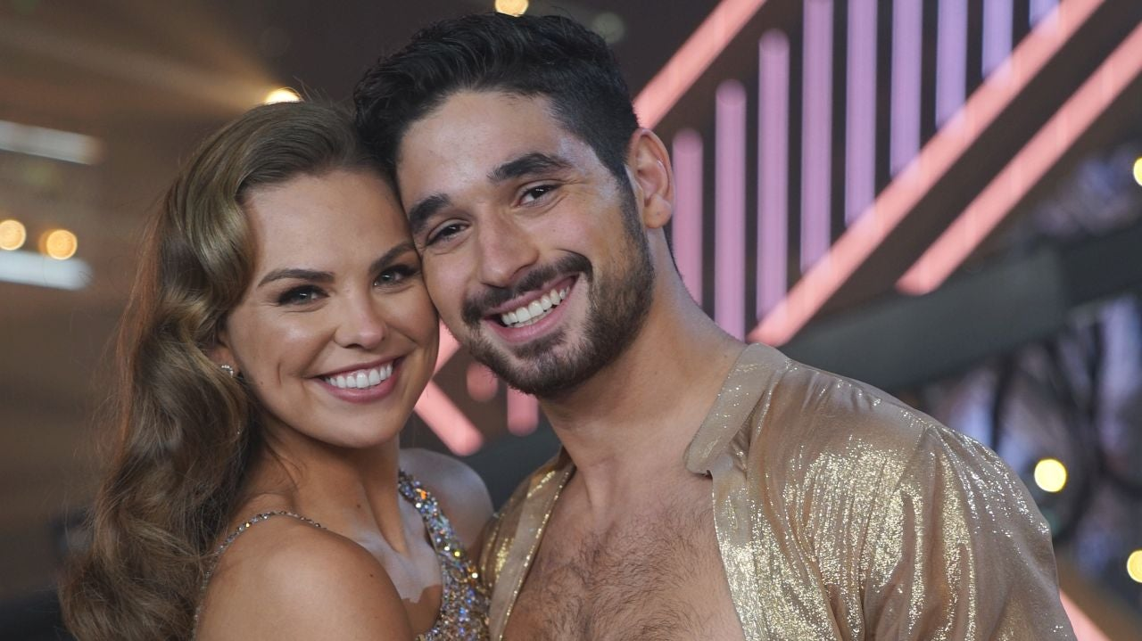 'Dancing With the Stars:' Alan Bersten Explains Why Hannah Brown Deserves the Mirrorball Trophy (Exclusive)