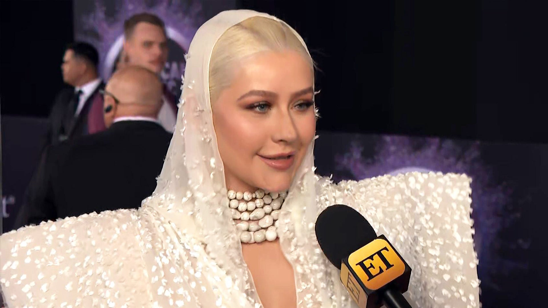 Christina Aguilera Reflects on 20 Years Since Debut Album (Exclusive)