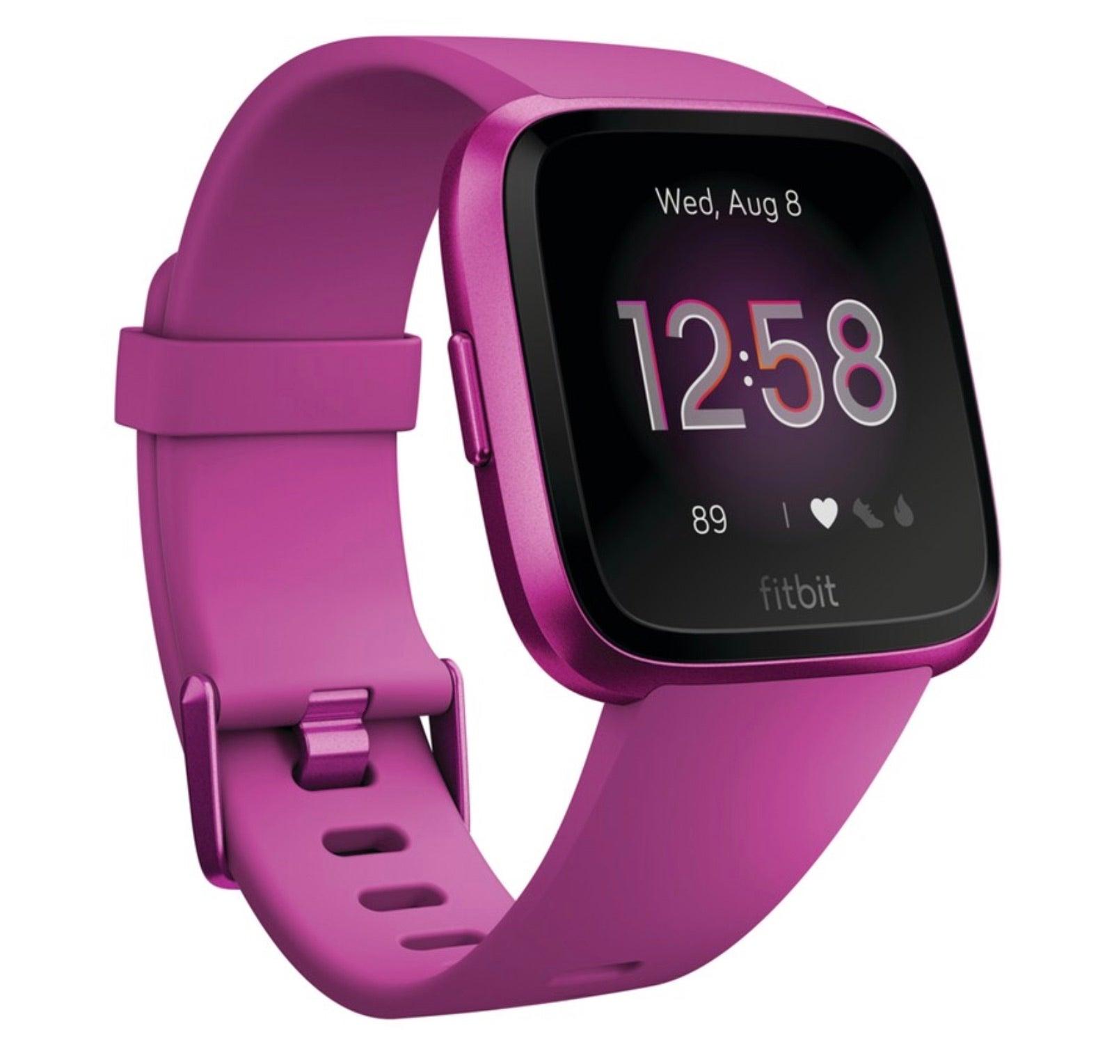 Fitbit Versa Lite Edition Smartwatch