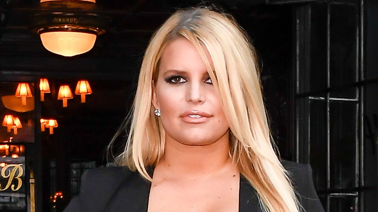 Jessica Simpson's Daughter Birdie Might Be the Happiest Baby Ever: PICS!