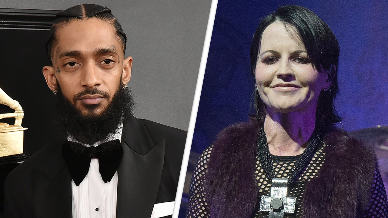 GRAMMYs 2020: Nipsey Hussle, Cranberries Singer Dolores O'Riordan Nominated for Posthumous Awards