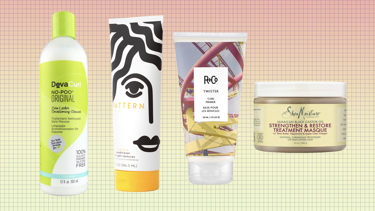 30 Best Curly Hair Products For 2020 Entertainment Tonight