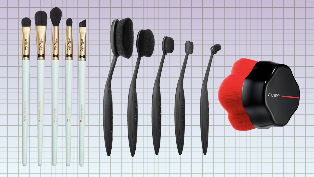 The Best Makeup Brushes for Flawless Application