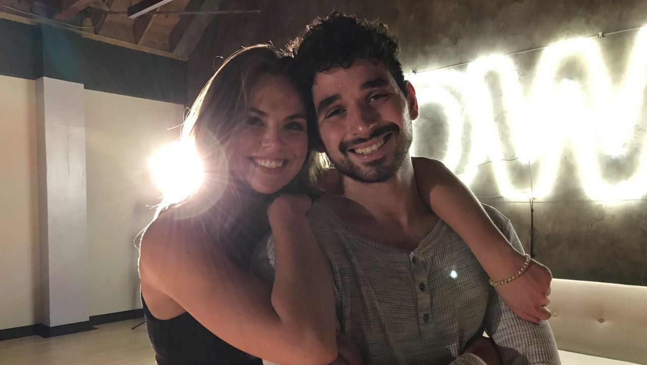 Alan Bersten Says Hannah Brown's 'DWTS' Semifinals Dance Will Be an 'Emotional' One (Exclusive)