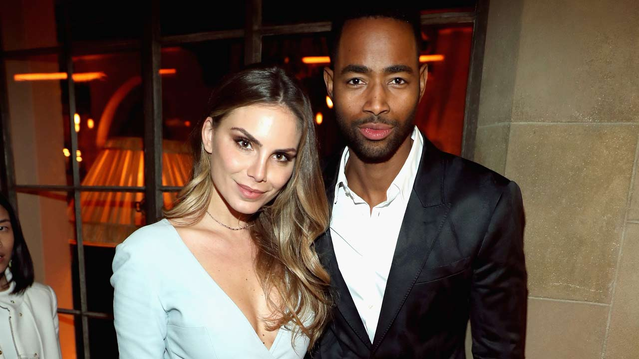 'Insecure' Star Jay Ellis and Model Nina Senicar Welcome Baby Girl