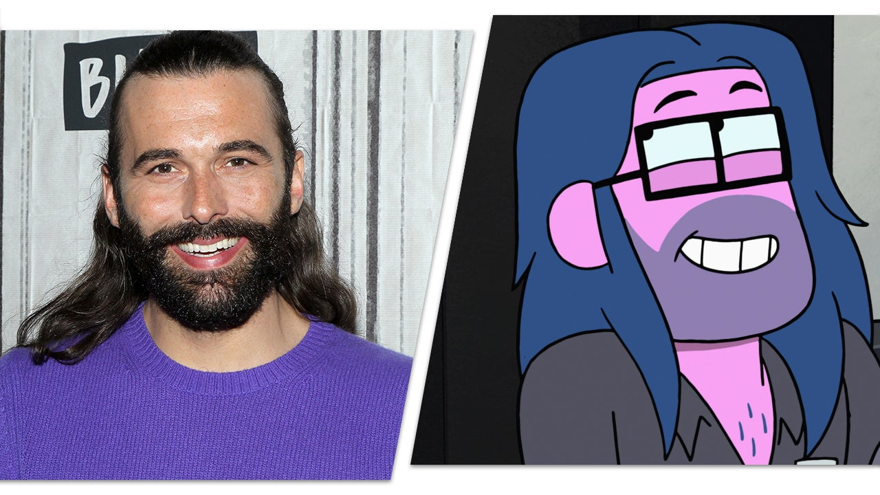 'Queer Eye' Star Jonathan Van Ness Gets Animated on Disney Channel's 'Big City Greens' (Exclusive)