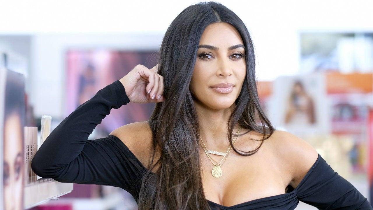 Kim Kardashian Debuts Third Halloween Costume: Meet the 'West Worms'