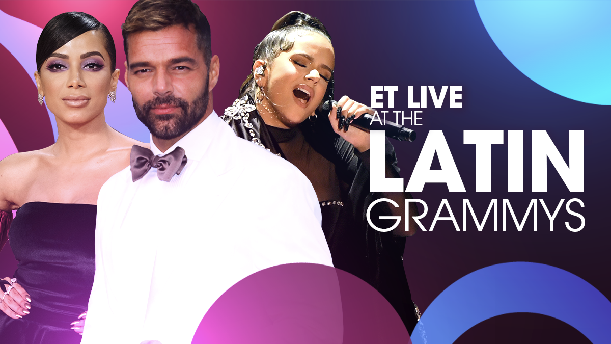 Latin GRAMMY Awards 2019: Watch ET Live on the Red Carpet