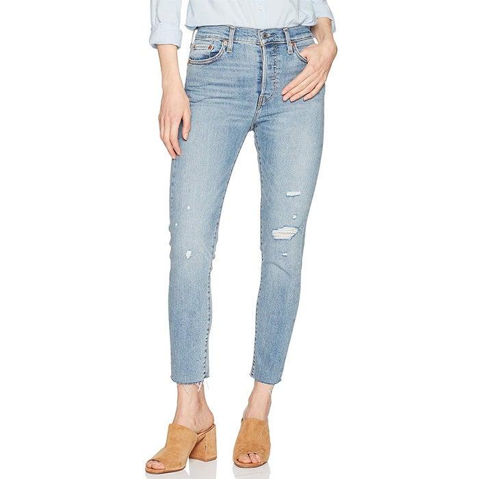 Levi's Wedgie Skinny Jeans