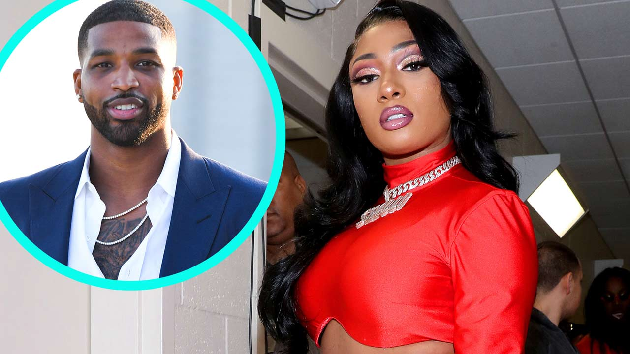 Megan Thee Stallion Shuts Down Tristan Thompson Dating Rumors: 'They Literally Made Up a Whole LIE'