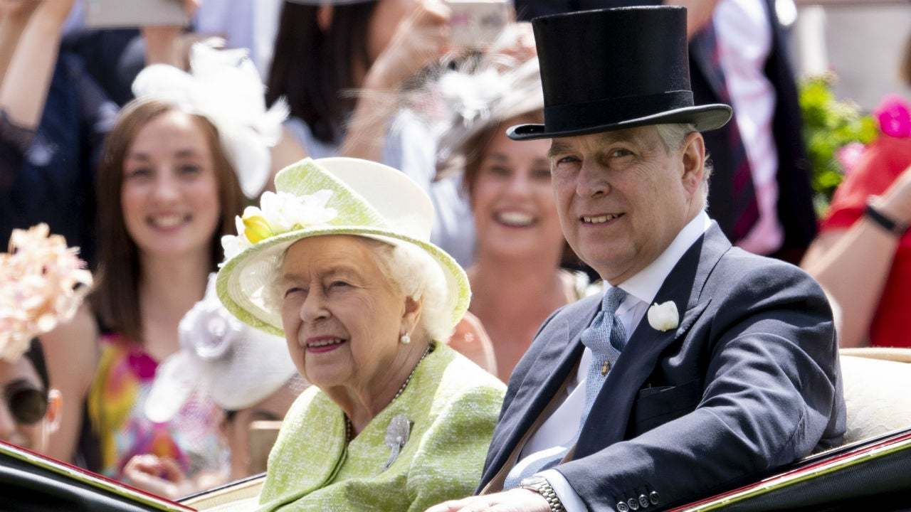 Inside Prince Andrew's Decision to Step Down From Royal Duties: How the Queen Reacted to His Epstein Scandal