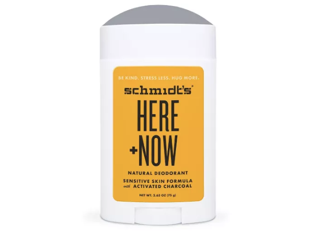 Schmidt's Here and Now Deodorant