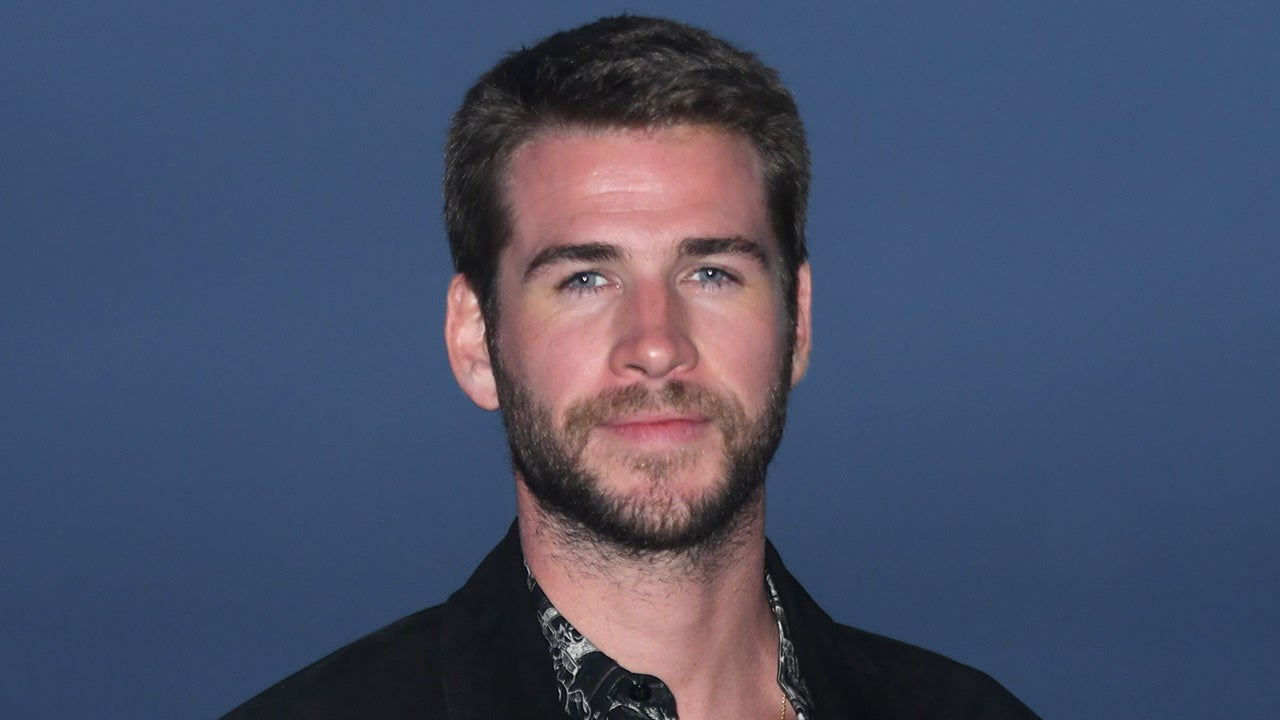 Liam Hemsworth Spotted Kissing Model Gabrielle Brooks on Australian Beach